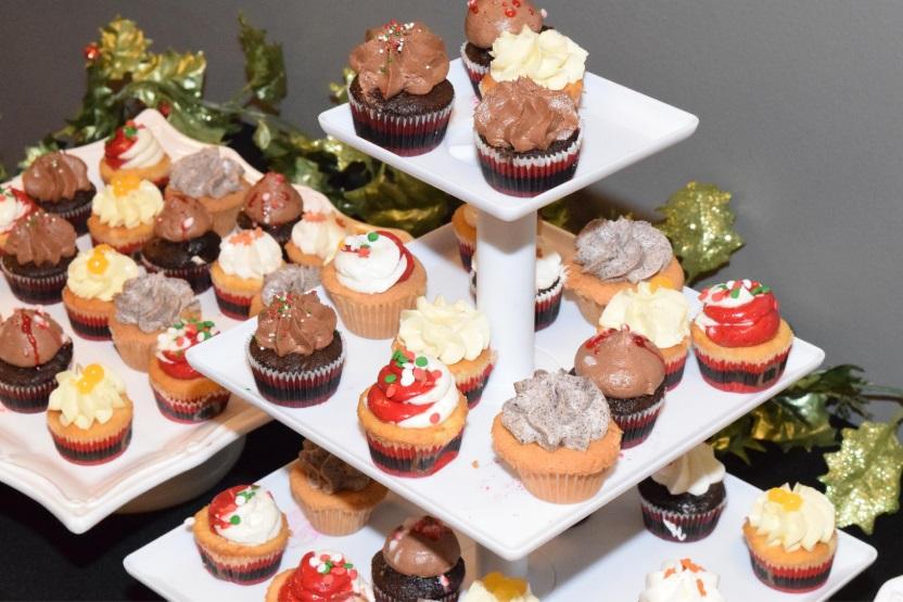 Cupcakes - Birthdays - hoodwinked escape nyc